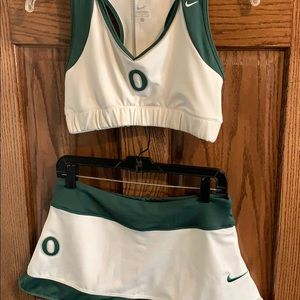 Nike Oregon Ducks Cheer/Dancewear Medium